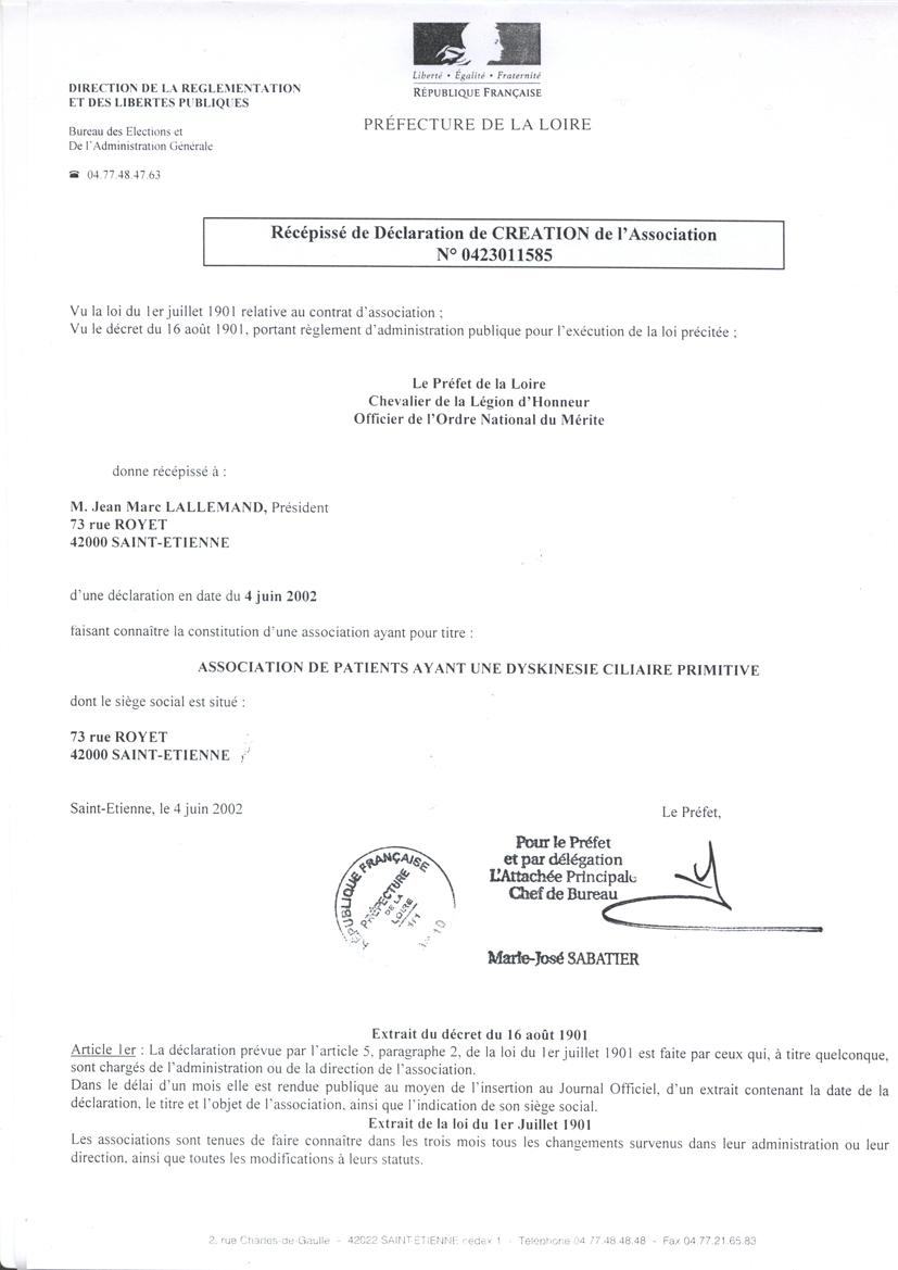 Declaration Changement Bureau Association  Images Le Crous Lance Sa Premi  Declaration Bureau